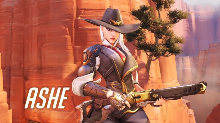 [BlizzCon 2018] A Closer Look at Overwatch's Newest Hero, ASHE!