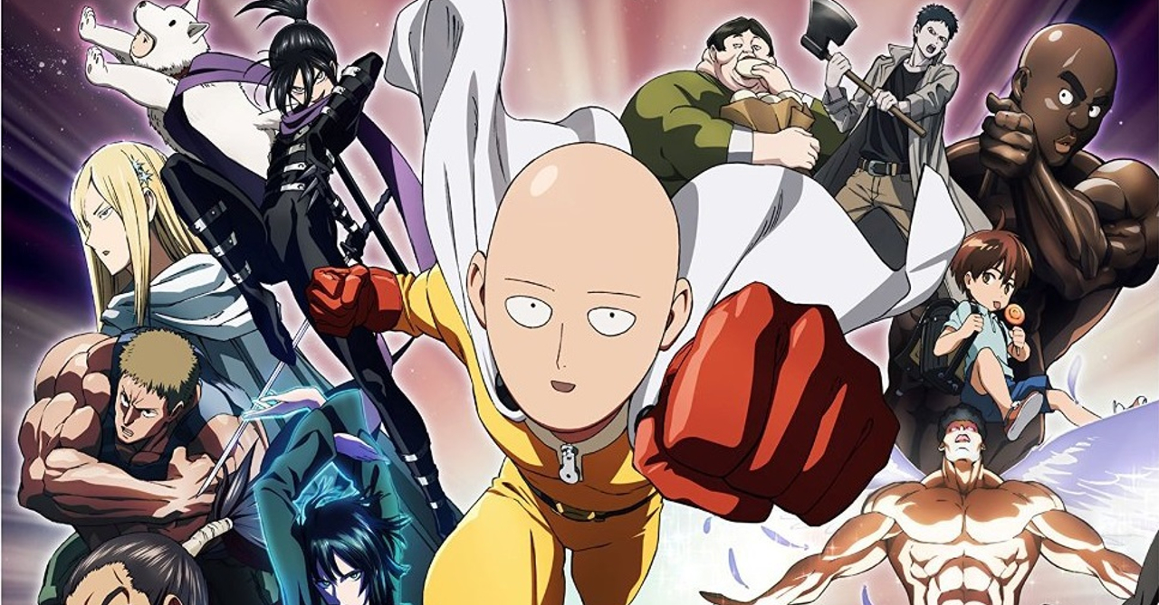 One Punch Man Airs In The Philippines Starting Tomorrow