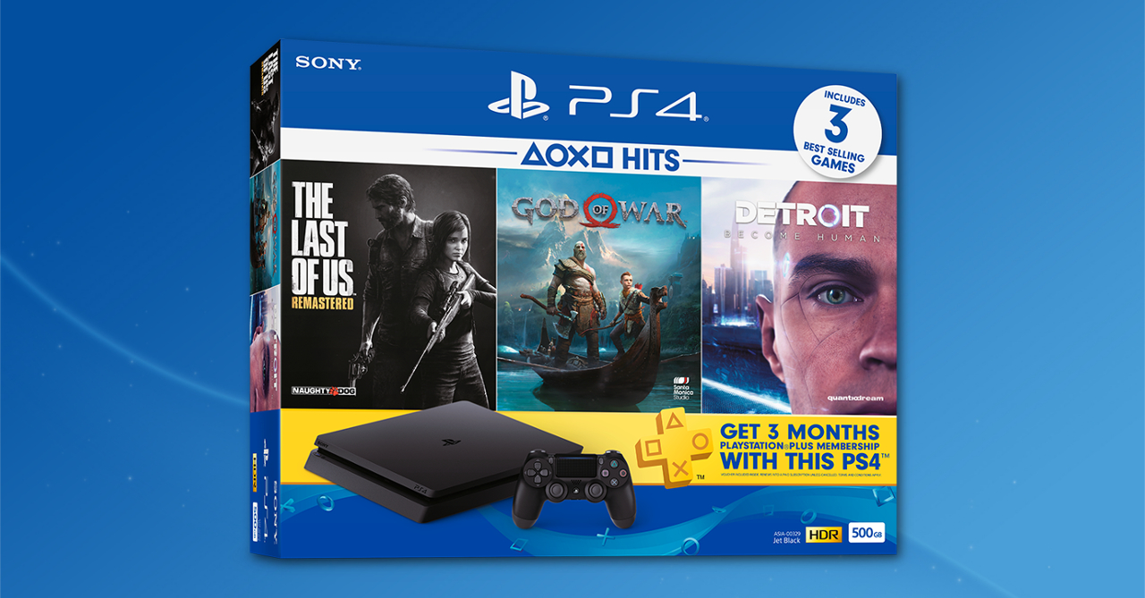 This might just be the best PS4 Slim bundle right now! | Ungeek