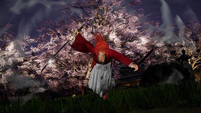 New Jump Force trailer shows Himura Kenshin and Shishio Makoto in action