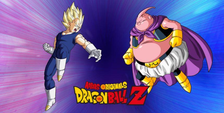 94caa377cf3 Dragon Ball Z x Adidas Pack 3 (Vegeta versus Majin Buu) Unboxing ...