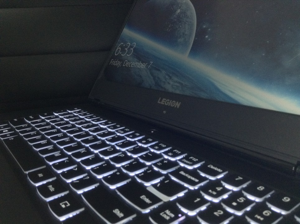 Geek Lifestyle Review: Lenovo Legion Y530 | Ungeek