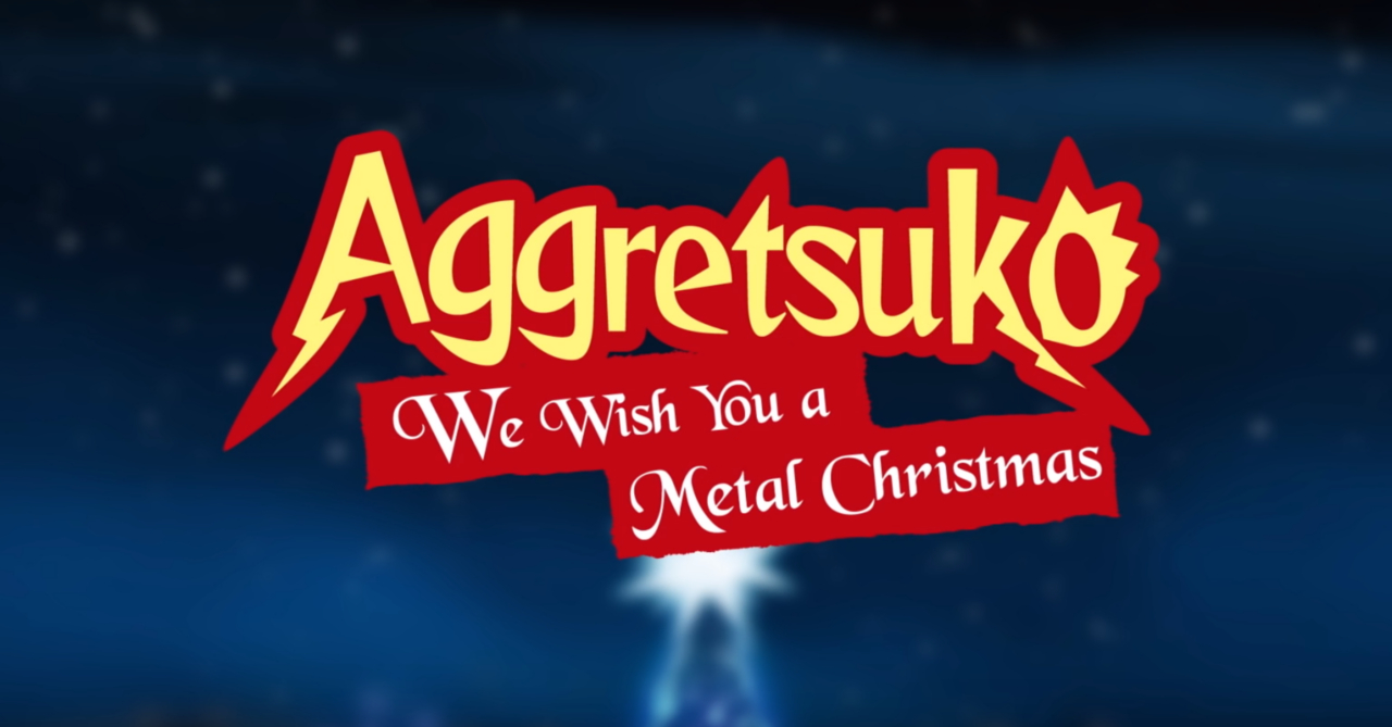 Aggretsuko Christmas.Aggretsuko Is Getting A Christmas Special On Netflix Ungeek