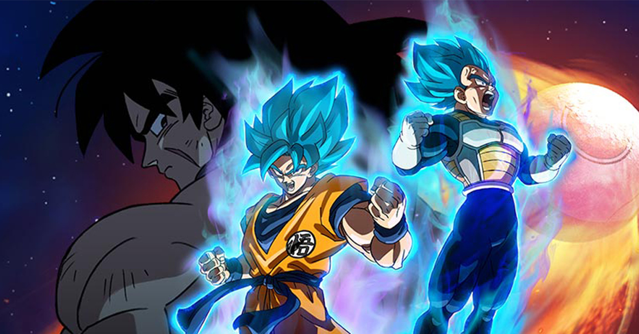 Dragon Ball Super Broly Gets A Ph Cinema Release Date Ungeek