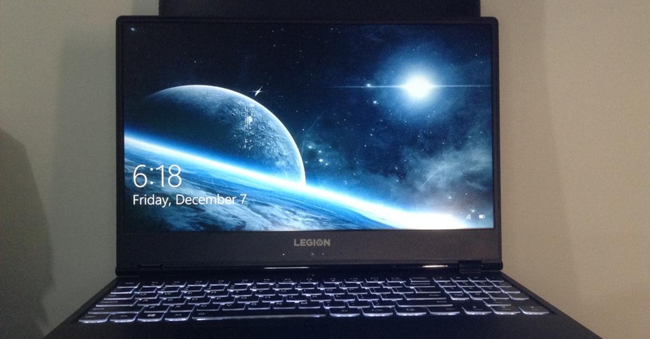 Geek Lifestyle Review: Lenovo Legion Y530 | Ungeek