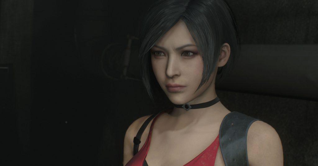 Wallpaper : ada wong, Video Game Art, video game girls