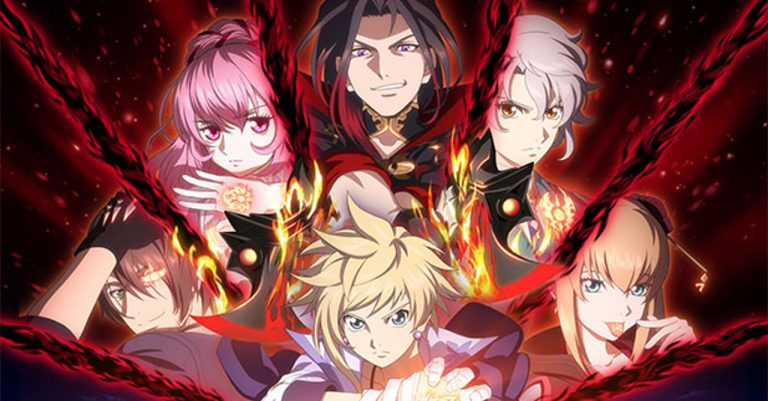Tales of Crestoria Announced by Bandai Namco