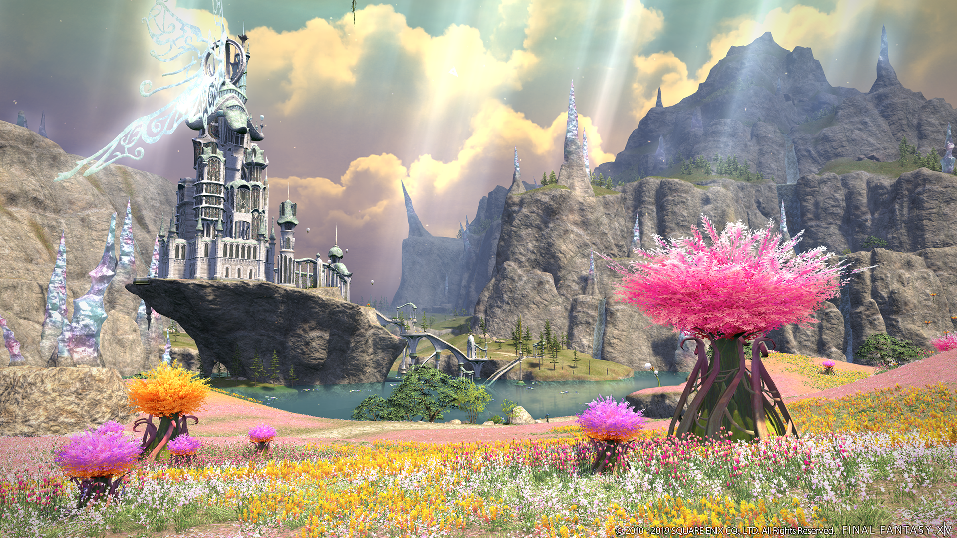Final Fantasy XIV Online Patch 4 55 brings the love this