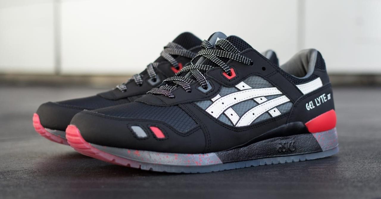 promo code 844d7 64dec G.I. Joe' inspires Asics' new GEL-Lyte III sneaker line   Ungeek
