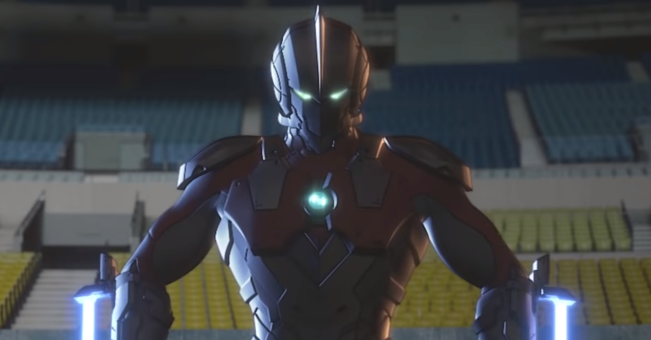 Watch new trailer for netflixs ultraman shows more of the series villains