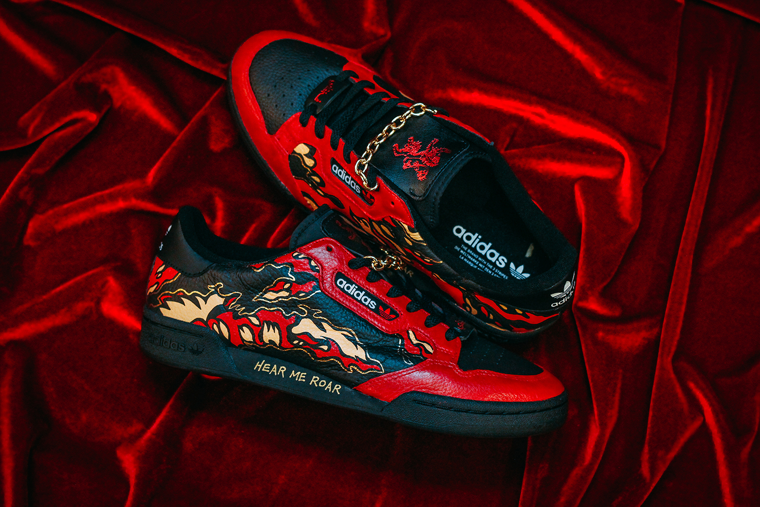 c59a1fa2c These HBO Asia x Adidas customs for Game of Thrones are super slick ...