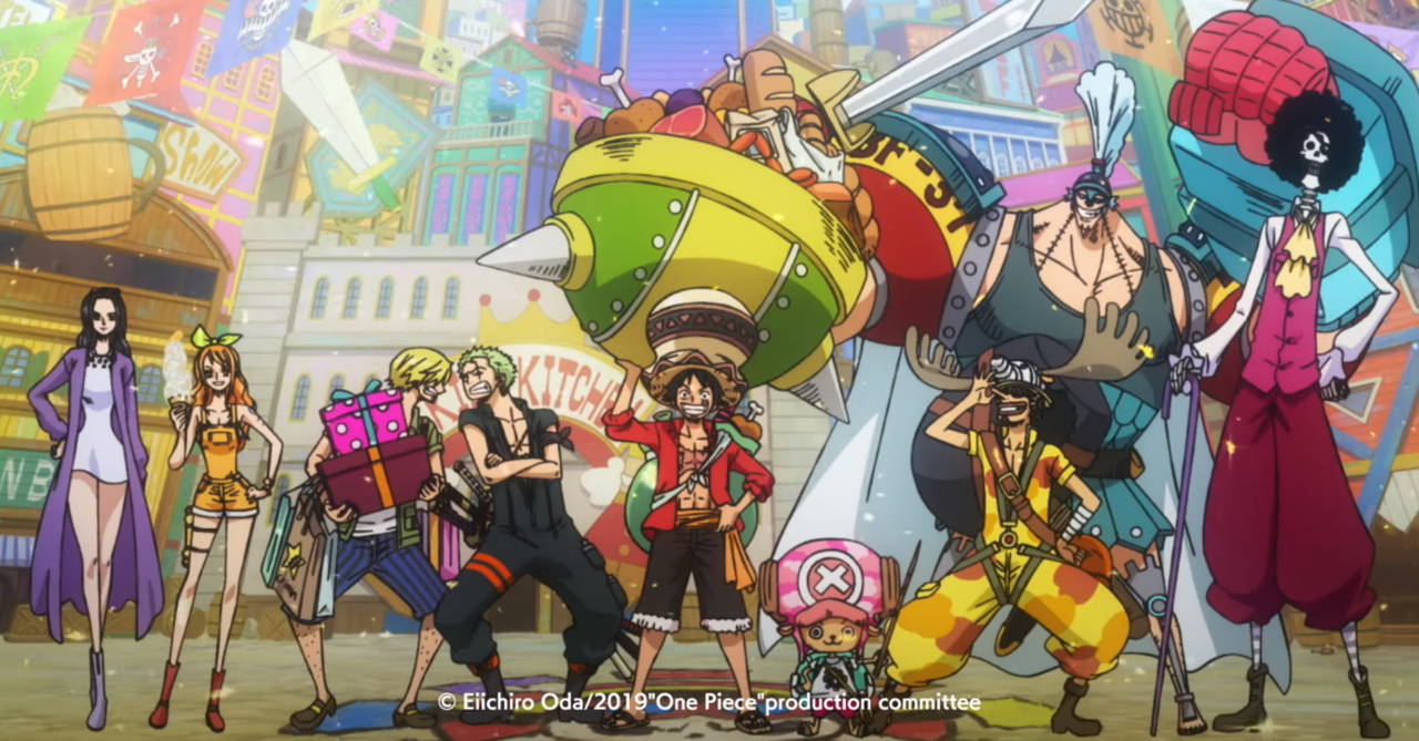 One Piece Stampede Anime Film Is Getting A Ph Release Ungeek