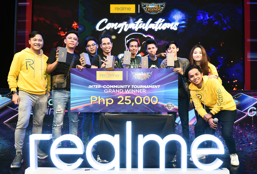 Realme Philippines Launches Mobile Legends Epic Weekend on