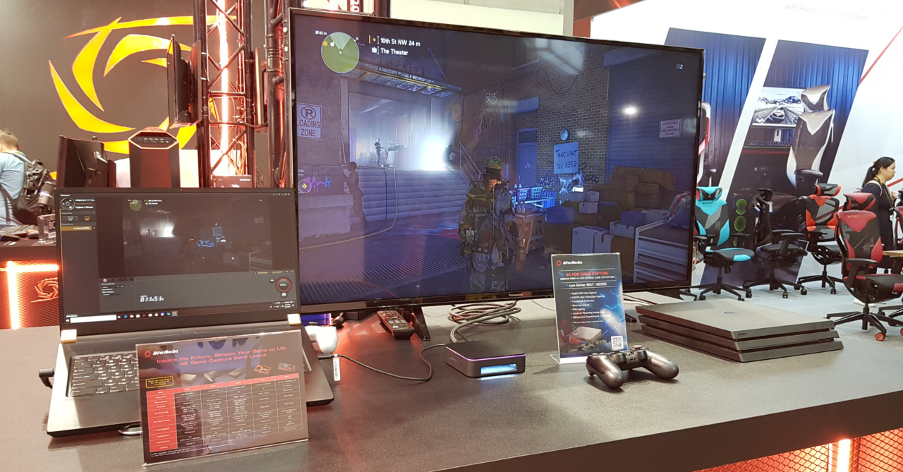 Record 4K 60FPS game footage with AverMedia's 'Live Gamer BOLT
