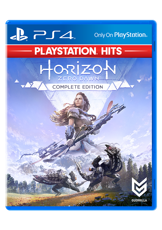 Horizon Zero Dawn, Nioh, and GoW III Remastered added to PlayStation