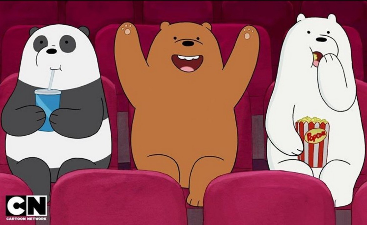 We Bare Bears is getting its own TV movie plus a spin-off