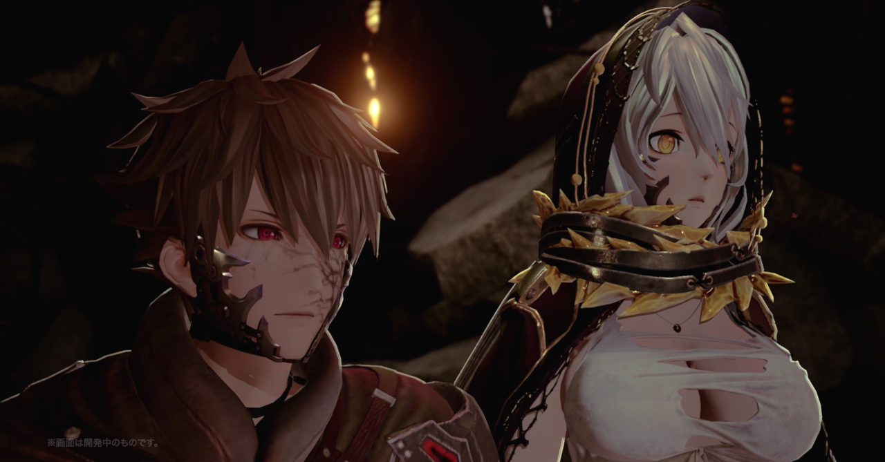 Code Vein releases in the Philippines on September 27 | Ungeek