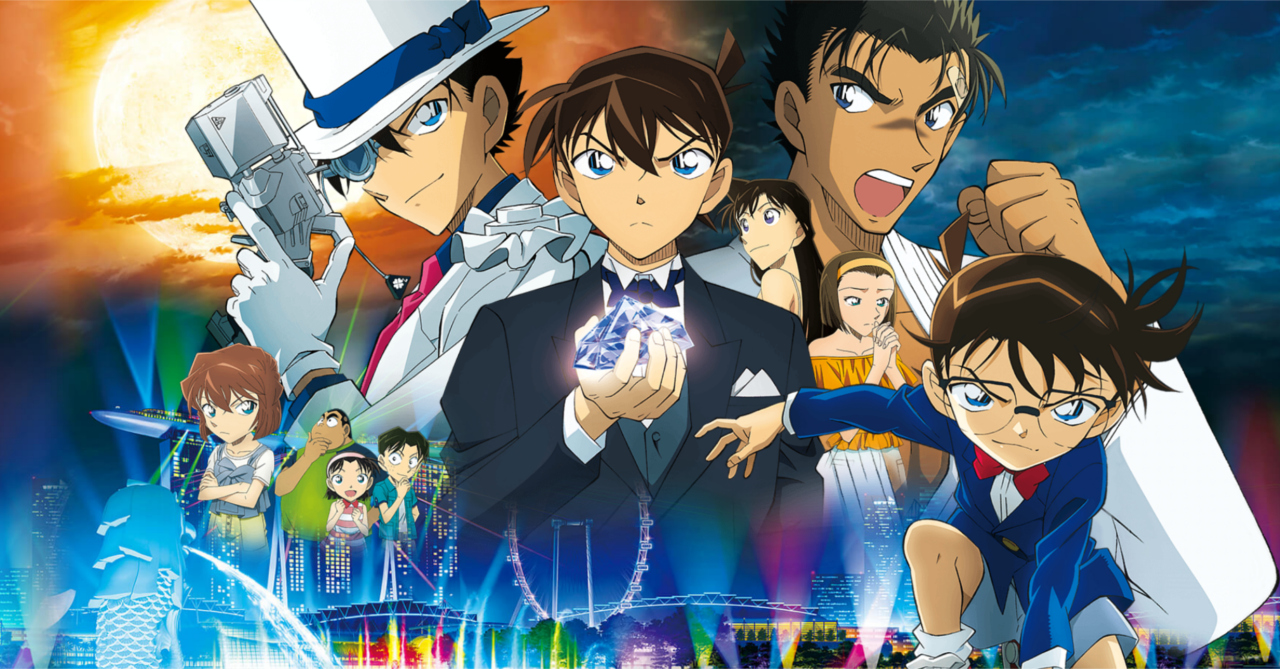 Detective Conan: The Fist of Blue Sapphire' releases in PH