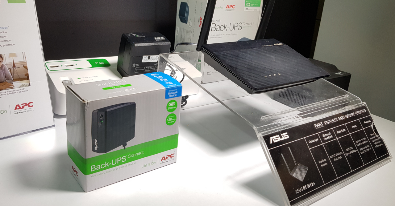 ASUS partners with Schneider Electric for uninterrupted productivity