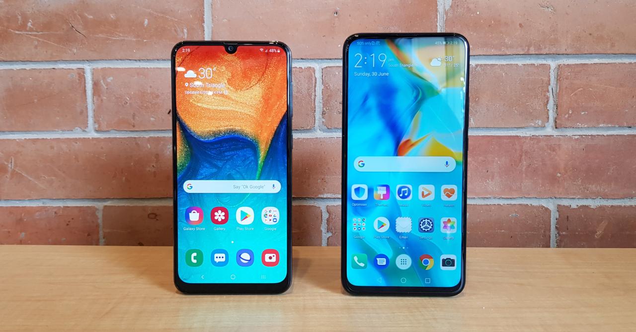 Smartphone Showdown: Huawei Y9 Prime 2019 vs Samsung Galaxy A30 | Ungeek