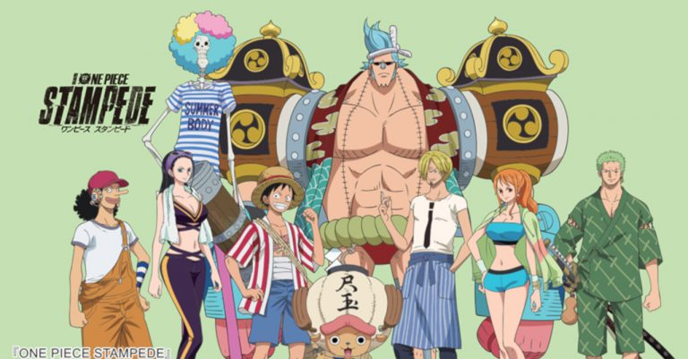 'One Piece Stampede' graphic tees now available in PH Uniqlo stores