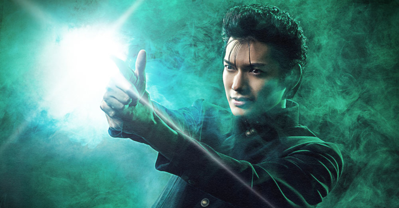 First Look At The Cast Of The Yu Yu Hakusho Stage Play