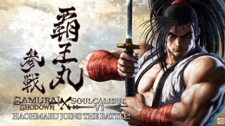 Haomaru Joins Soulcalibur VI in Season Pass 2