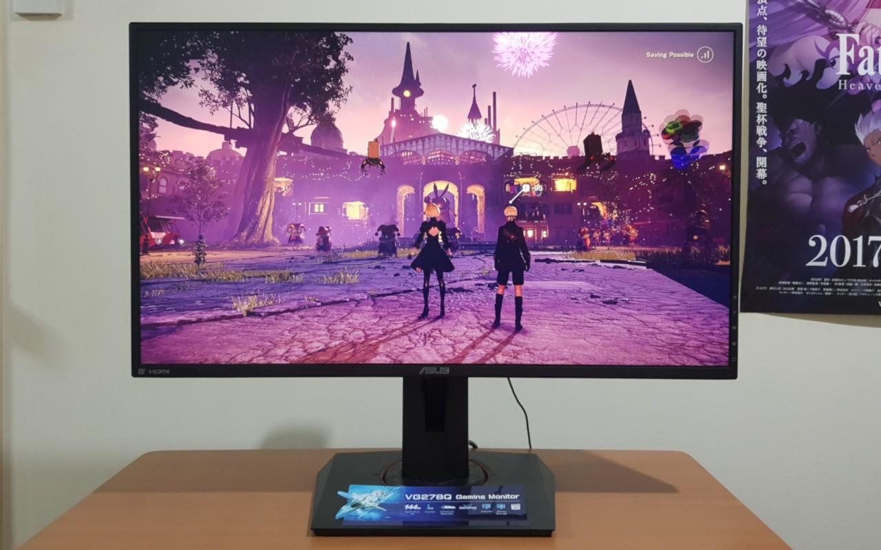 Geek Lifestyle Review: ASUS VG278Q Gaming Monitor | Ungeek