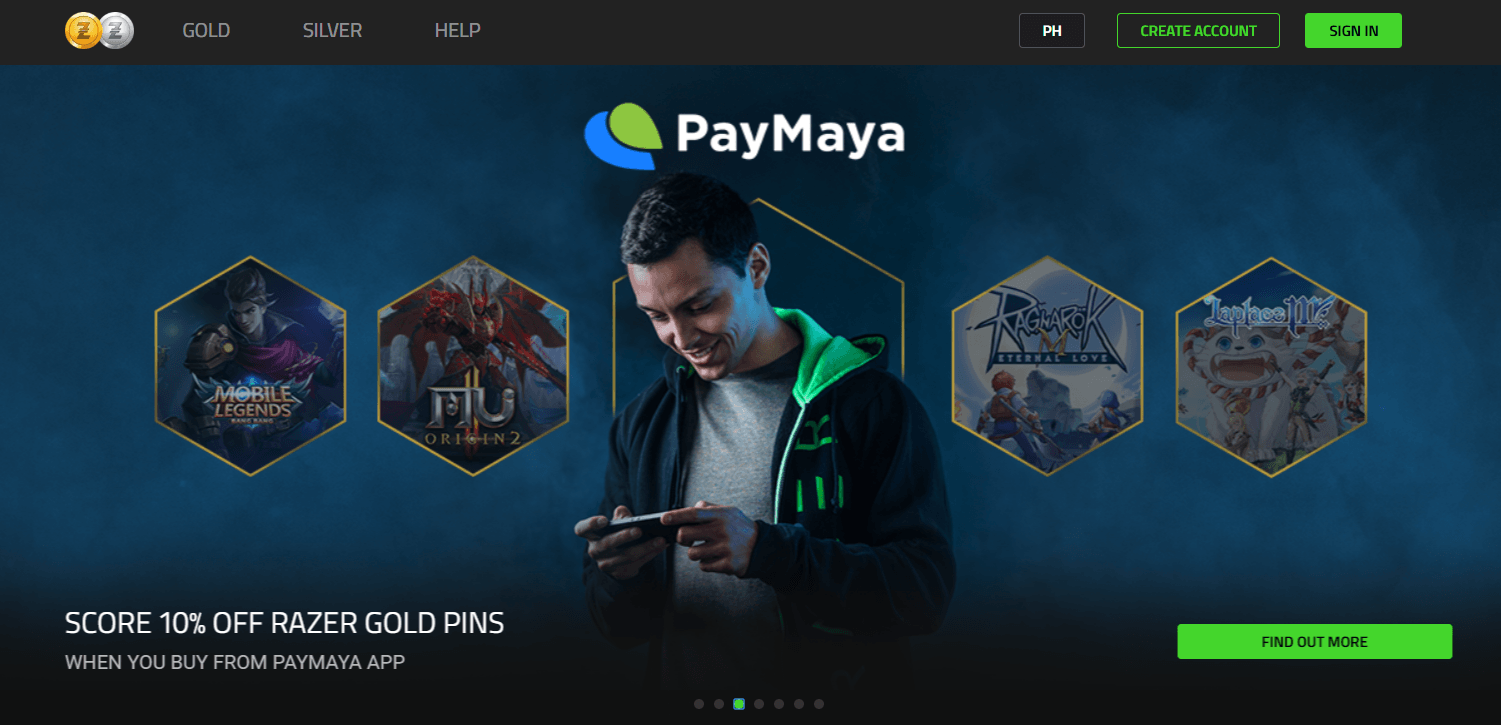 PayMaya's Mobile Legends Diamond discount and cashback