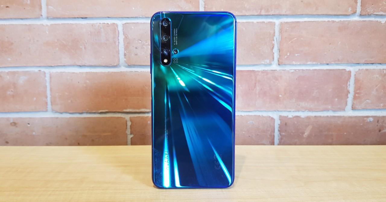 Geek Lifestyle Review Huawei Nova 5t Ungeek