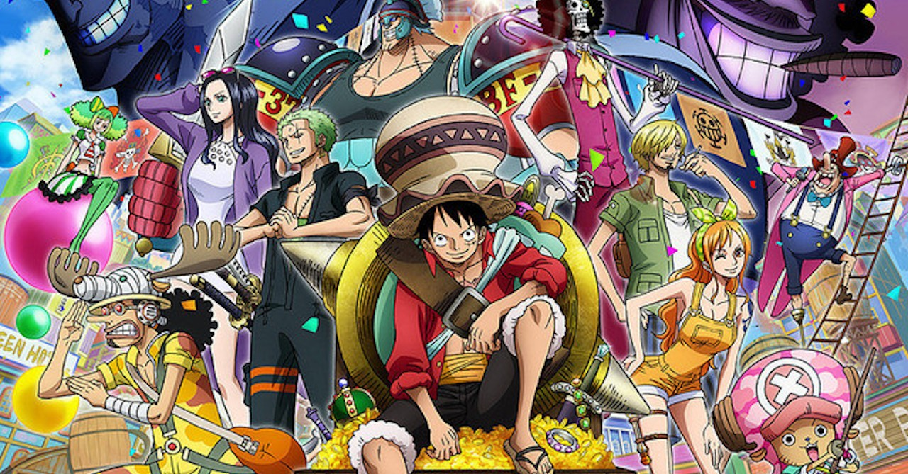 Here Is The Full Philippine Cinema List Of One Piece Stampede