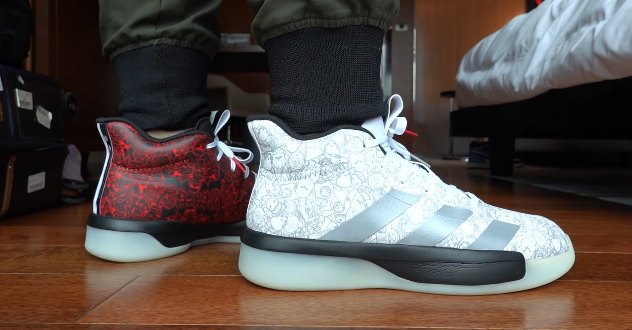 Posada Monica abrigo  Check this out: Unboxing the Star Wars x Adidas Harden 4 and Pro Next 2019