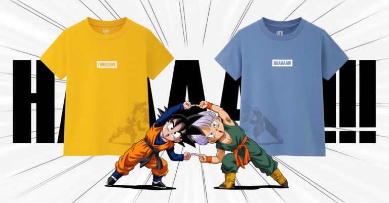 Uniqlo UT 'Dragon Ball x Kosuke Kawamura' Collection releases in the PH this week