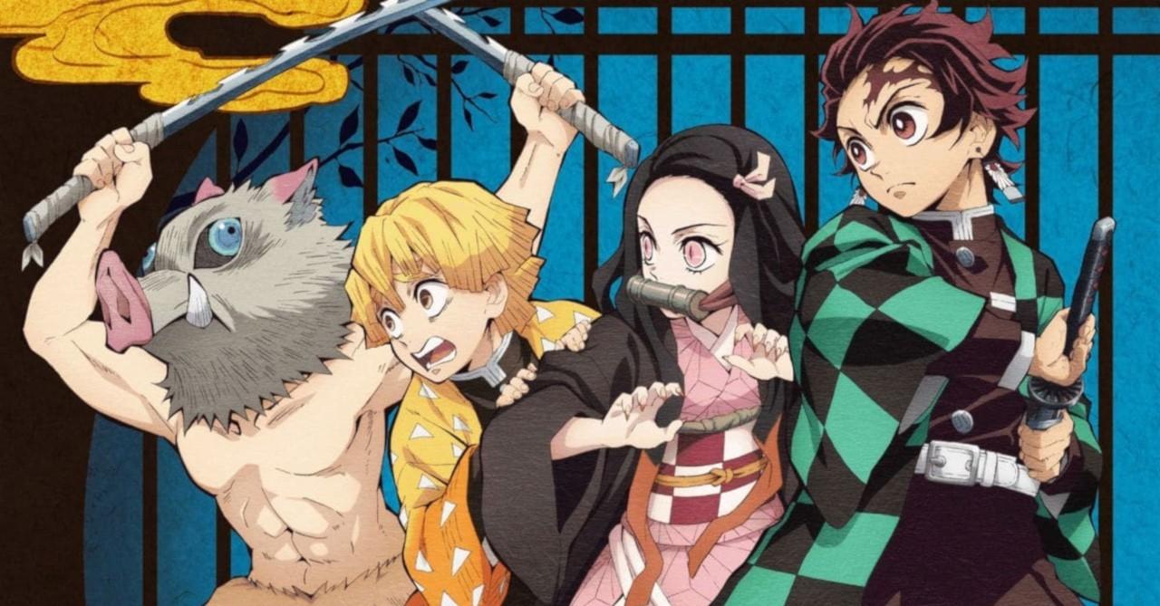 Demon Slayer: Kimetsu no Yaiba is now available on Netflix!