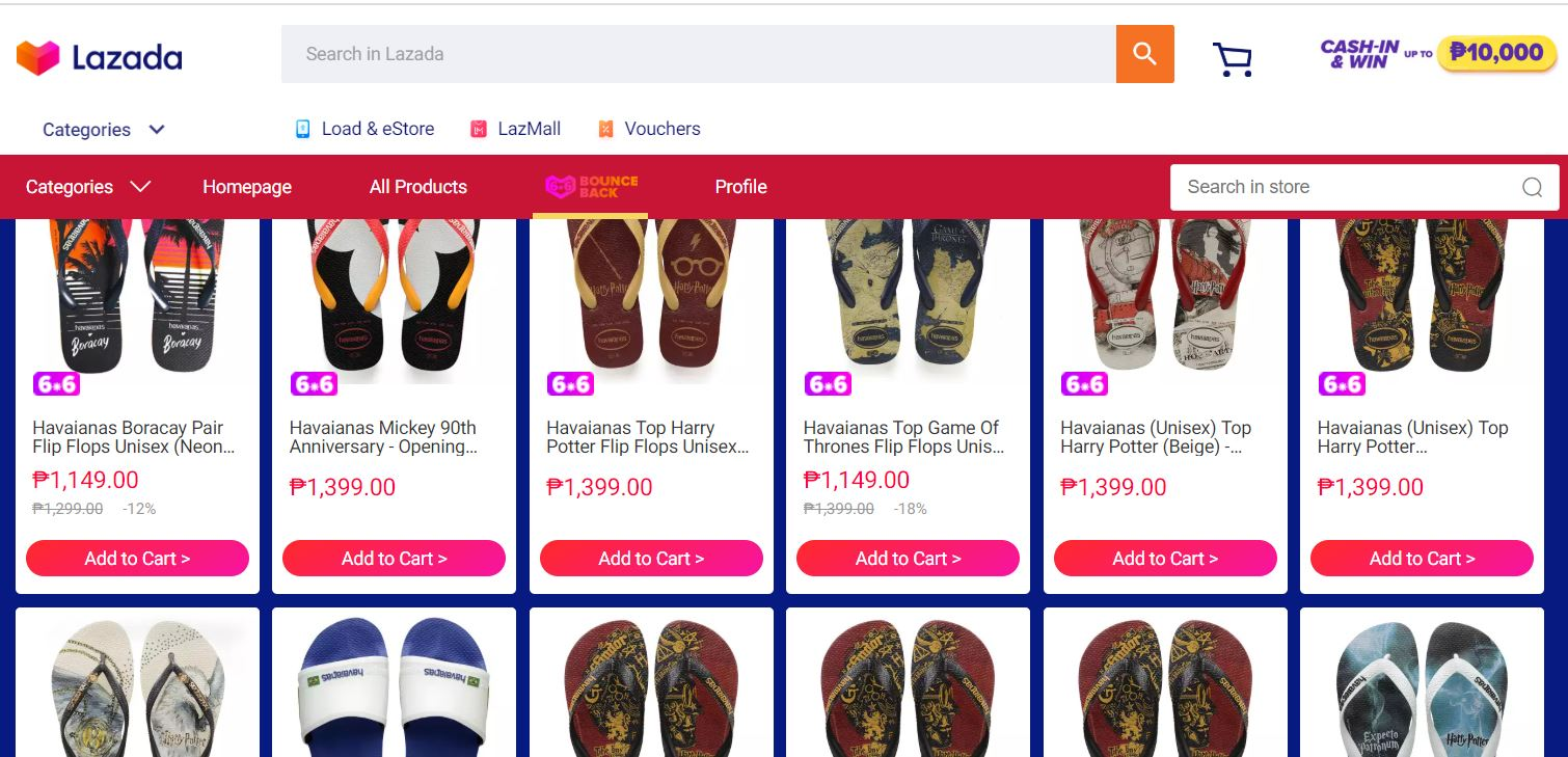 Geeky Finds At Lazada's 6.6 Bounce Back