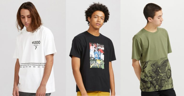 Uniqlo reveals new Manga UT line, featuring Tokyo Ghoul t-shirts and more