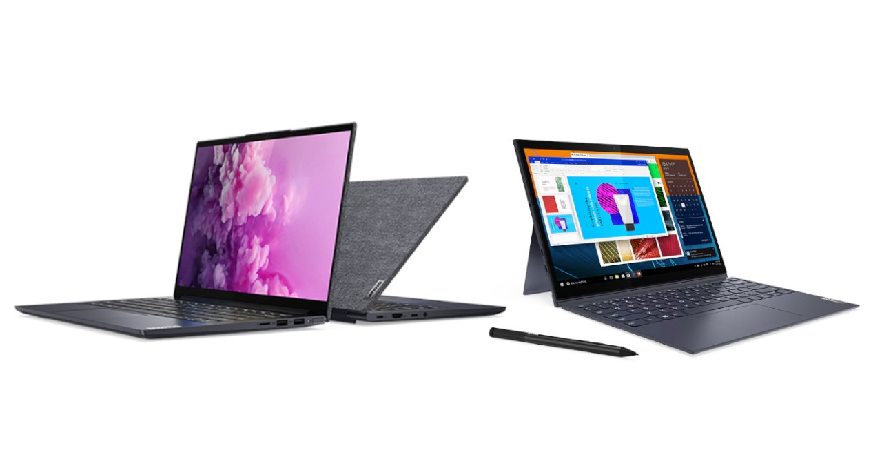 The New Lenovo Yoga Duet 7 And Yoga Slim 7 Are Now Available For Pre Order In The Philippines