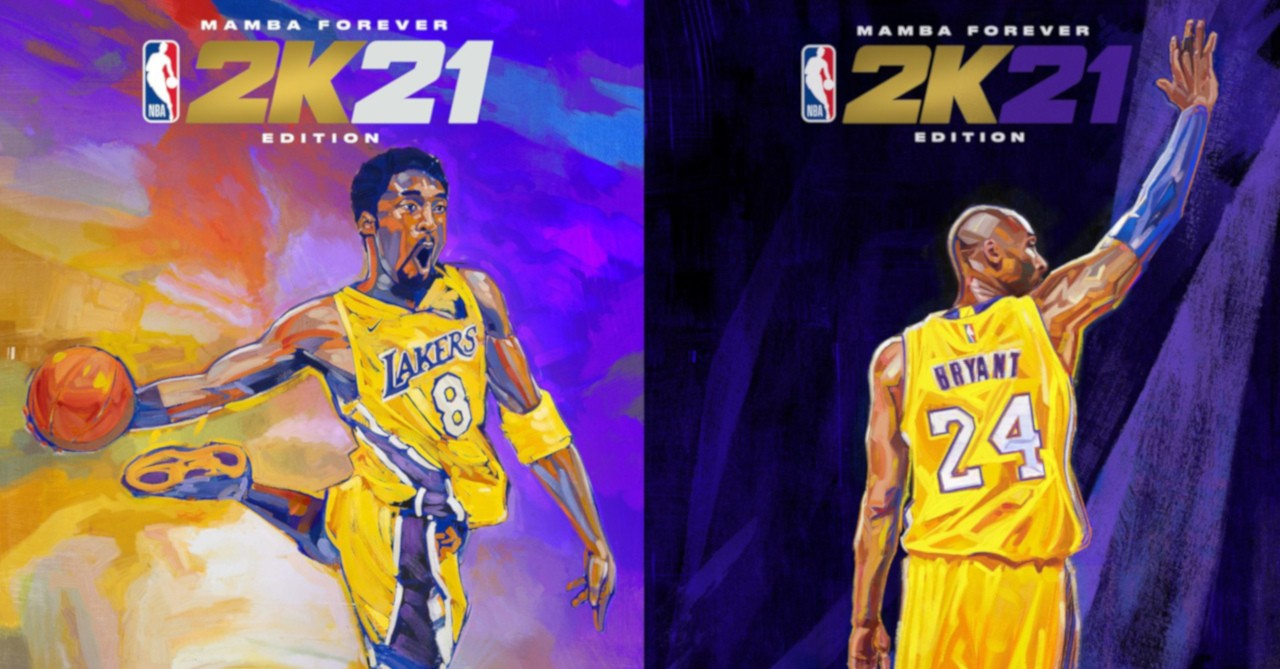 2k Announces The Nba 2k21 Mamba Forever Edition