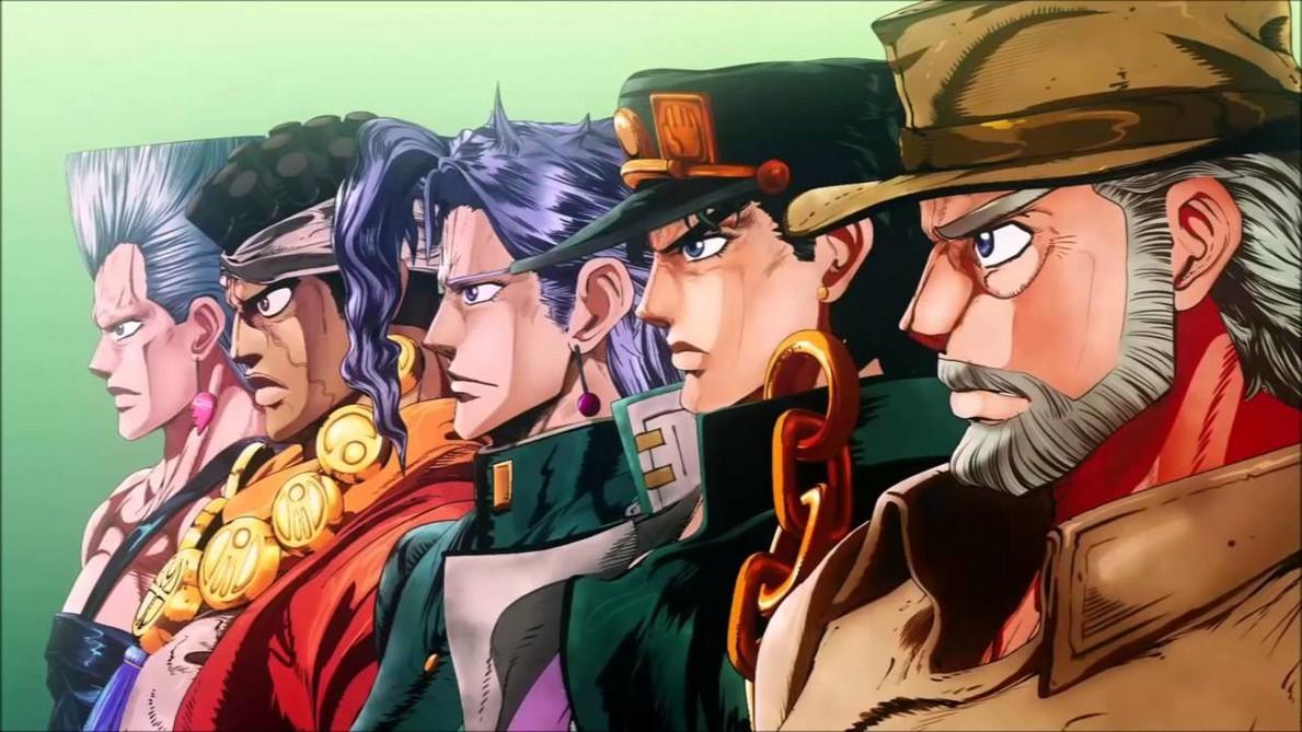 Anime series on Netflix