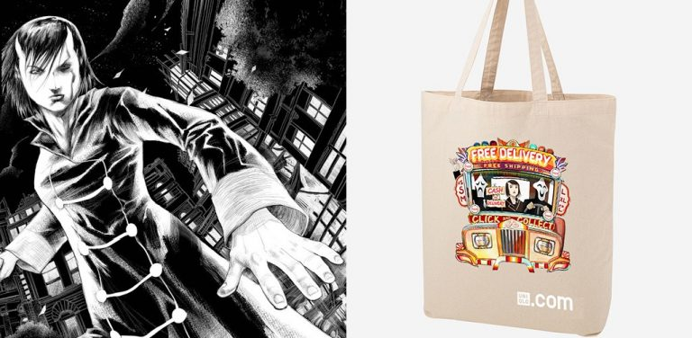 Uniqlo PH to release a limited-edition 'Trese' tote bag to celebrate online store 1st anniversary