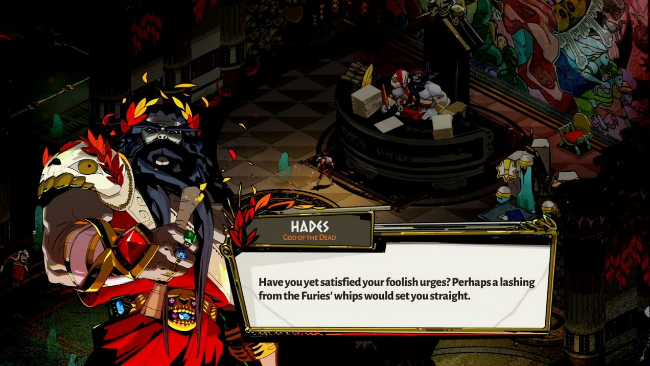 Hades Review (PS4)