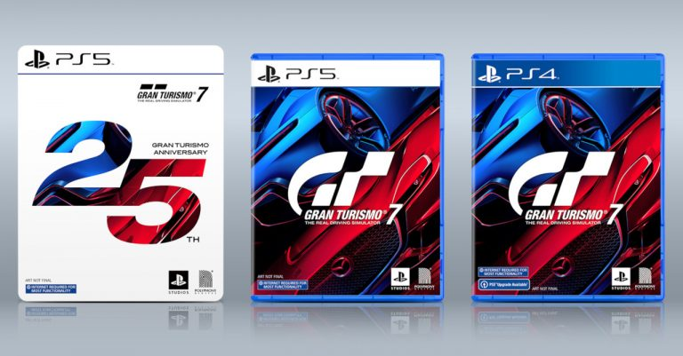 PlayStation reveals Gran Turismo 7 25th Anniversary Edition and pre-order items