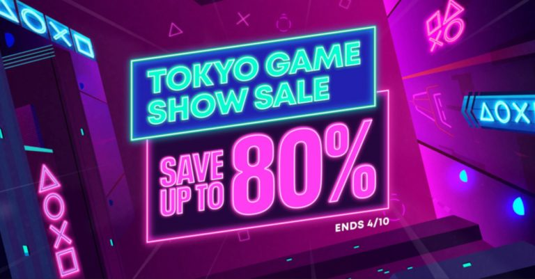 Tokyo Game Show Sale now live on the PlayStation Store – Here are our top Picks