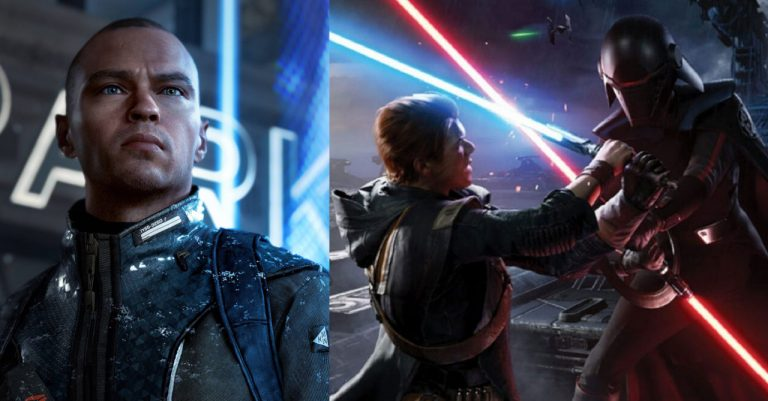 Quantic Dream reportedly working on a new Star Wars game