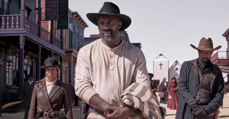 Netflix announces The Harder They Fall, a Western starring Jonathan Majors and Idris Elba