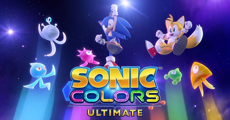 Sonic Colors: Ultimate | A Revamped Interstellar Adventure